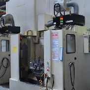 Heller MC-200 Machining center - 5 axis