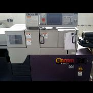 Citizen B12 Swiss type lathe