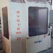 Serrmac System ZX Machine de forage automatique / CNC