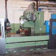 Zayer KF-3000 cnc vertical milling machine