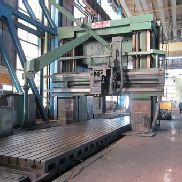 TITAN FLP3100 vertical milling machine