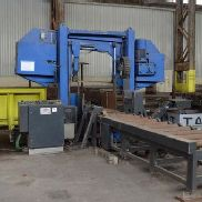 TNJ PP 700 band saw for metal