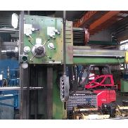 WOTAN B 130TS Table type boring machine