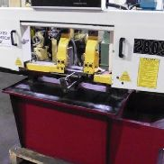 BAXTER 280S band saw for metal