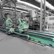 Tacchi FTC 75 Ø 1500 x 8000 mm heavy duty lathe