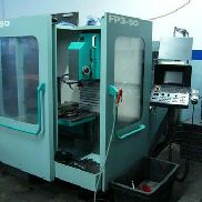 Deckel FP 3-50 cnc vertical milling machine