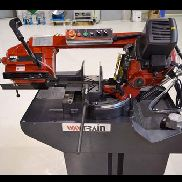 Waytrain UV-180-DS band saw for metal