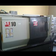 Haas ST-10 Machining center - palletized