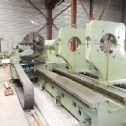 Froriep DL 950/6000 heavy duty lathe