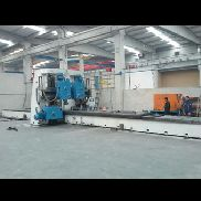 Used Tos Plano FREP 16/10000 portal / gantry milling machine