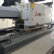 Mitsubishi 1300MMV Injection moulding machine