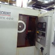 HECKERT CWK 400 cnc horizontal milling machine