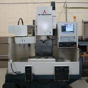 Used Mitsubishi V360 CNC Vertical Machining Center