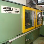 Arburg ALLROUNDER 520C 2000 Injection moulding machine