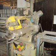 FMB OMEGA + VHZ band saw for metal