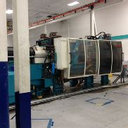 Husky GL400GEN-RS120/110 Injection moulding machine