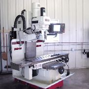 Used Fryer MB 14 cnc vertical milling machine