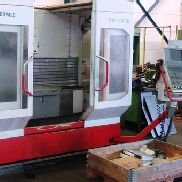 HERMLE UWF 1202 Machining center - horizontal