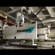 Mitsubishi 2000MMIII Injection moulding machine