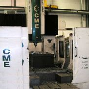CME FASTER 3000 cnc vertical milling machine
