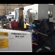 NAKAMURA-TOME WY-100 Multispindel CNC-Drehmaschine