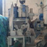 Mixing system for the production off Wood- pp/p