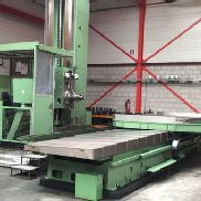 TOS WHN 13.8B Table type boring machine CNC