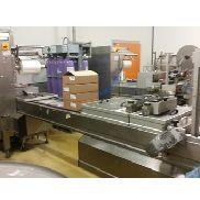 Multivac R530 Thermoforming - Form, Fill and Seal Line