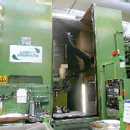Dorries Scharmann VCCS 1500 / 100 SD Vertical Grinding machine