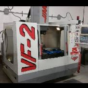Used HAAS VF-2 Machining center - vertical