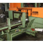 KASTO HBA 360 AU band saw for metal
