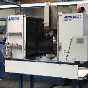 Used Alzmetall BAZ 35 CNC Machining center - vertical