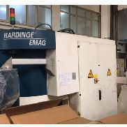 Hardinge Emag VL 3 vertical turning lathe with cnc