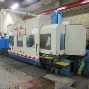 Soraluce SP8000 cnc horizontal milling machine