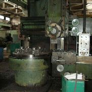 Single column vertical lathe STANKO- SEDIN 1512