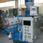 Ermafa 2x90-22D Twin Screw Extruder