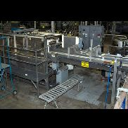 Used Kayat PTF-28 Tray Erector / Tray Packer