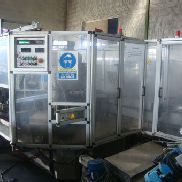 Used AUXIEMBA ROTARY LABELLING MACHINE