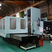 KURAKI KBT-13A / 2000 cnc table type boring machine
