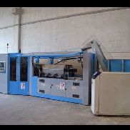 Used Sipa SFL4 Blowmoulding machine
