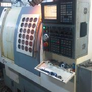 Used Quick Tech 42 cnc lathe