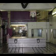 Droop & Rein FOGS 45 80 K 5 axis gantry milling machine