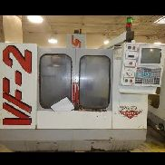 Used HAAS VF2 2054 Machining center - vertical
