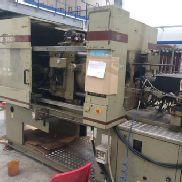 NEGRI BOSSI NB 150-80/80-CE- Injection moulding machine