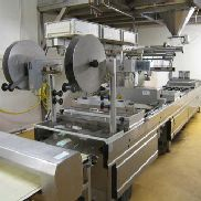 Used Multivac R530 L600 Form Machine