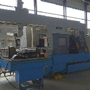 Gebrauchte Mazak Super Quick Turn 15 MS Mark II CNC Drehmaschine