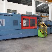 Mitsubishi 1600MMIII-240 Injection moulding machine