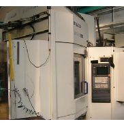 HELLER MCP H 250 Machining center - horizontal