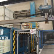 Bmb 650T KW650/3500 Injection moulding machine