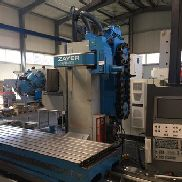 Zayer 20 KFU 4000 cnc horizontal milling machine